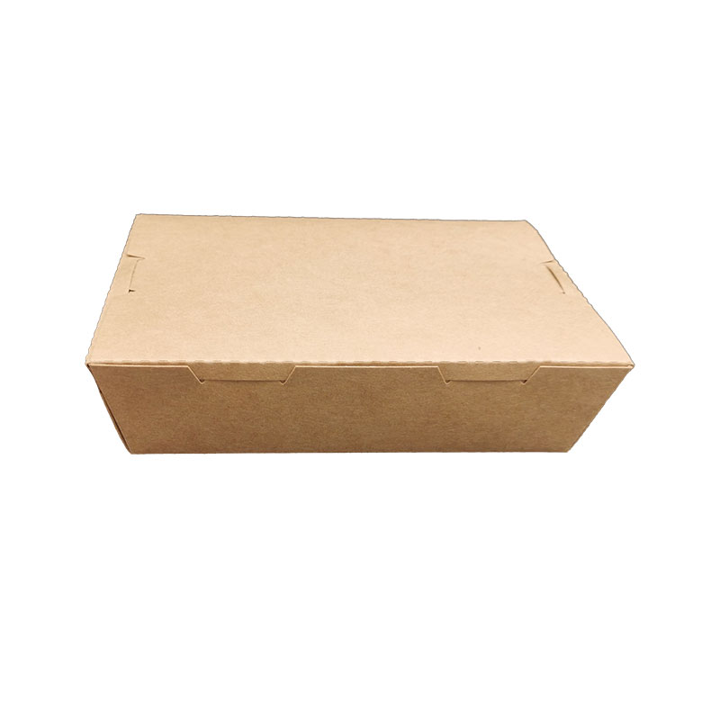 1200ml Disposable And Degradable Paper Box